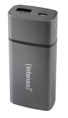 Intenso prijenosna baterija PM5200 siva