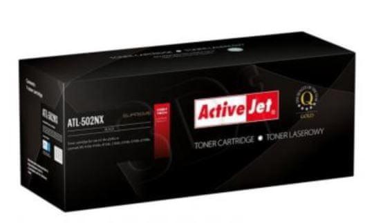 ActiveJet toner Lexmark 502X, crna
