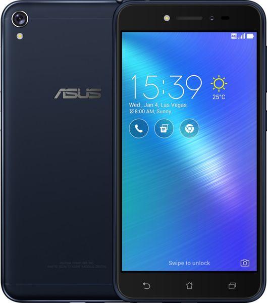 Asus ZenFone Live, černá