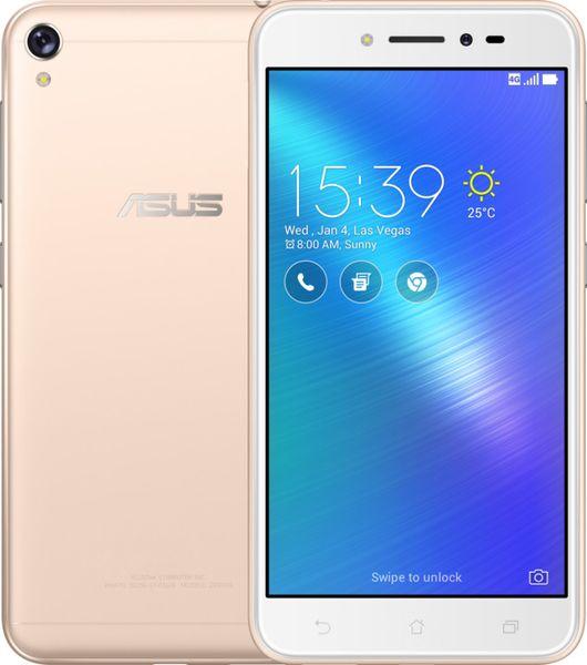 Asus ZenFone Live, zlatá