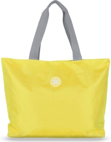 SuitSuit Plážová taška Caretta Blazing Yellow