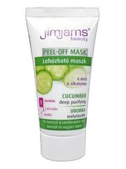 JimJams Beauty JJ3006 VITA REFRESH Uborkás lehúzható maszk, 30 ml