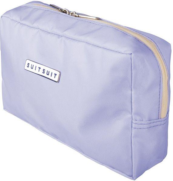 SuitSuit Cestovní obal na kosmetiku Paisley Purple