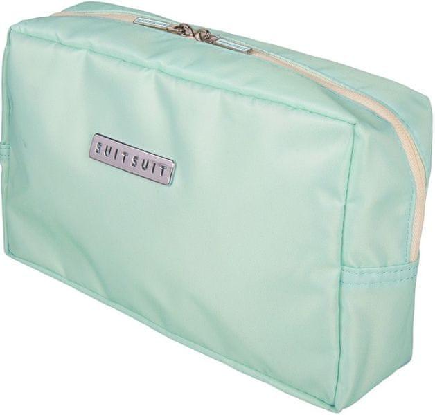 SuitSuit Cestovní obal na kosmetiku Luminous Mint