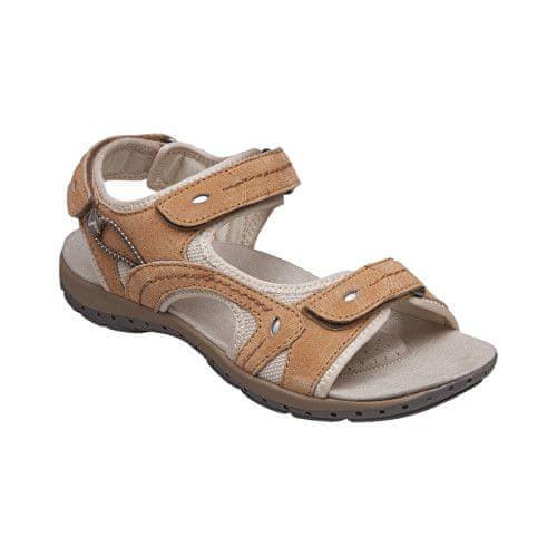 SANTÉ Zdravotní obuv dámská MDA/157-7 clay (Velikost vel. 41)