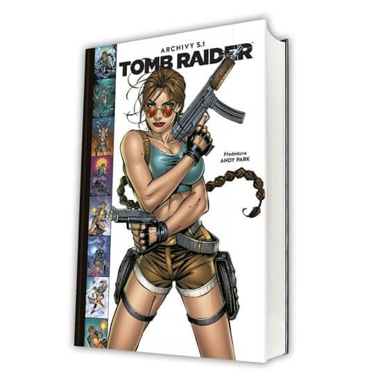 Park Andy: Tomb Raider Archivy S.1