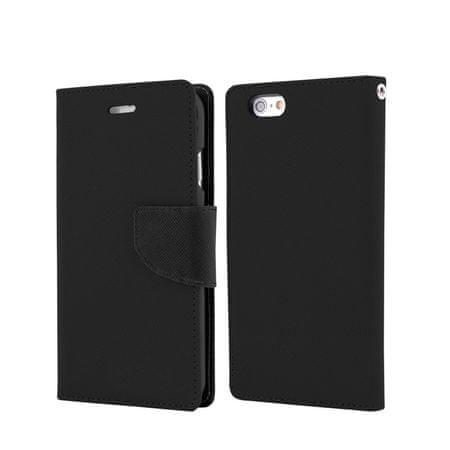 Havana preklopna torbica Fancy Diary LG G6 H870, črna