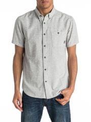 Quiksilver moška srajca Waterfalls M, siva