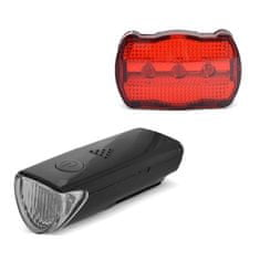 Oxford komplet LED luči za kolo Torch