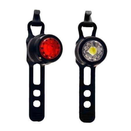 Oxford komplet LED luči za kolo Brightspot