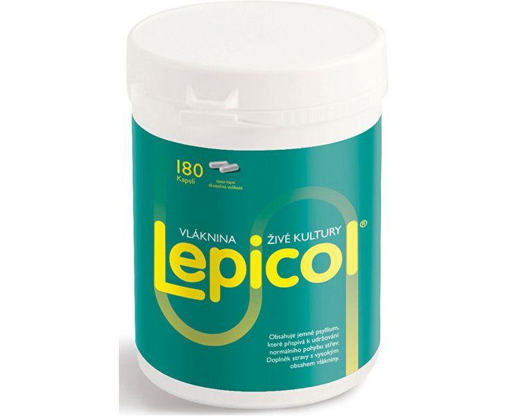 PROBIOTICS INTERN Lepicol 80 kapslí