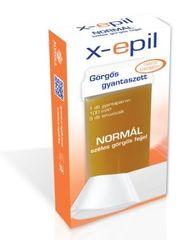 X-Epil XE9005 Görgős gyantaszett, Normál