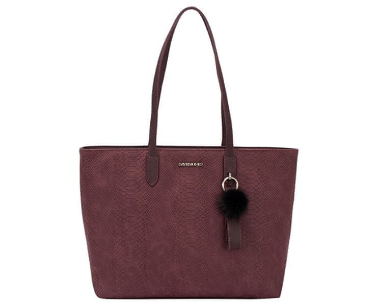 David Jones Kabelka Plum CM3538