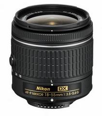 Nikon objektiv Nikkor AF-P DX 18-55 mm 1:3,5-5,6G