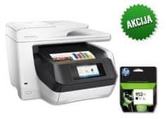 HP AiO večfunkcijska naprava OfficeJet Pro 8720 + HP 953XL črna kartuša