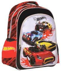 GIM Školní batoh oválný Hot Wheels