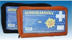 Autolékárnička textilní