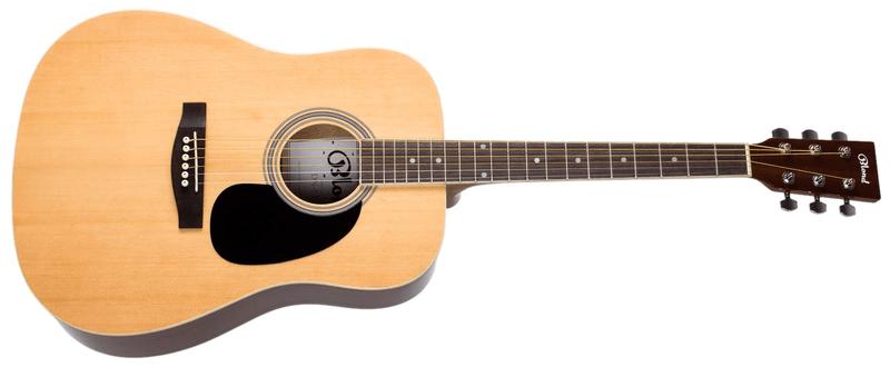 Blond DN-1 N Akustická kytara