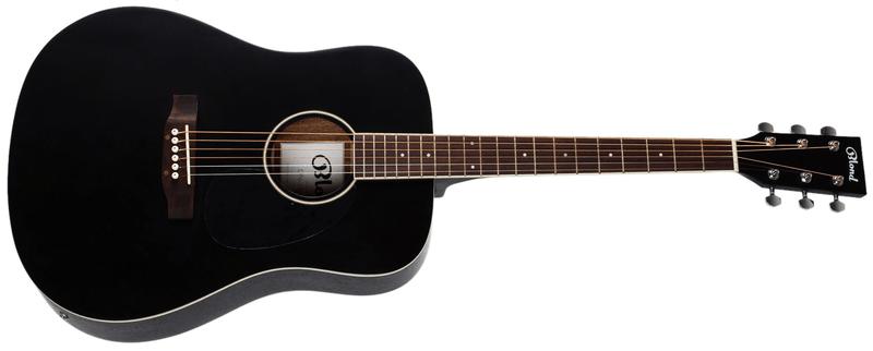 Blond DN-1SE BK Elektroakustická kytara