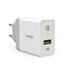 Anker zidni punjač PowerPort+1 QC 3.0 + MicroUSB kabel