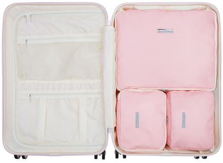 SuitSuit Sada obalů Perfect Packing System M Pink Dust