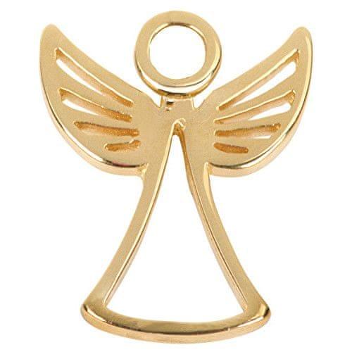 Brilio Zlatý přívěsek Anděl 241 001 01019 - 0,90 g