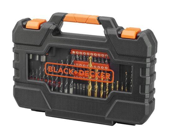 Black+Decker BDCHD18S1A + 104dielna sada príslušenstva ZADARMO