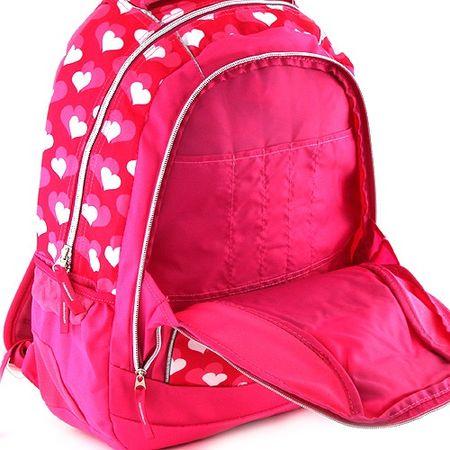 857c8d7ea2a Target Školní batoh Hello Kitty srdíčka