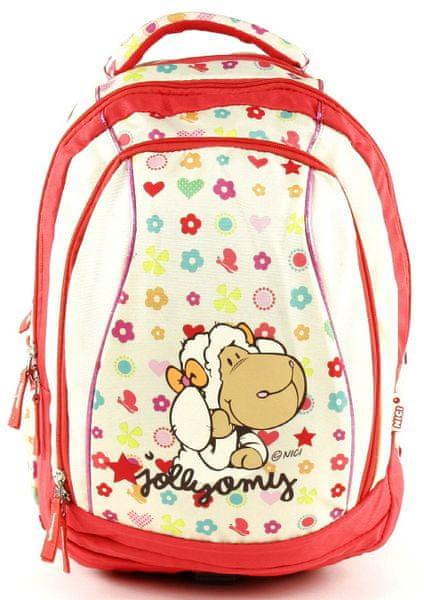 Target Školní batoh 2v1 Nici Jolly Amy f6a80a768c