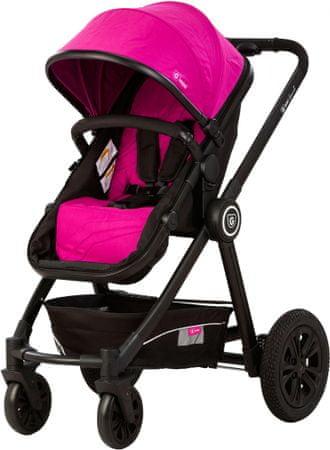 G-mini Športový kočík  Grand, purpurová