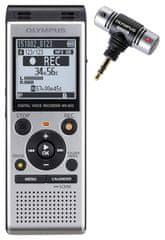 Olympus WS-852 + ME51 stereofónny mikrofón