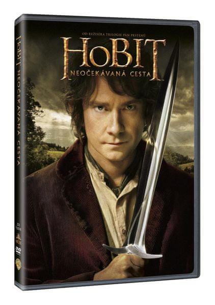 Hobit: Neočekávaná cesta - DVD