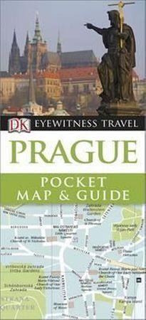 Prague Pocket Map & Guide 2014  Eyewitness Travel