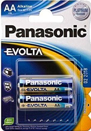 Panasonic baterija Evolta LR6EGE/2BP, 2 kosa