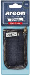 Areon osvežilec za avto Jeans Bag, Black Crystal