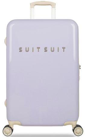 "SuitSuit potovalni kovček Fabulous Fifties ""M"" Paisley Purple, vijoličen"