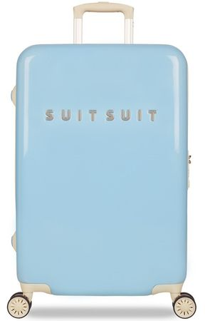 "SuitSuit potovalni kovček Fabulous Fifties ""M"" Baby Blue, svetlo moder"