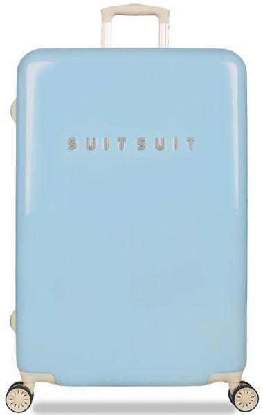 """SuitSuit Cestovní kufr Fabulous Fifties """"L"""" Baby Blue"""