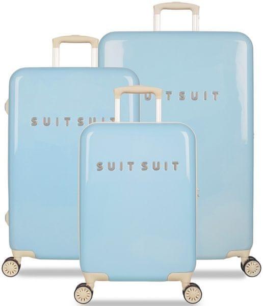 SuitSuit Sada cestovních kufrů Fabulous Fifties Baby Blue