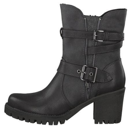 s.Oliver ženski škornji 38 črna