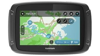 tomtom rider 420 eu lifetime eur pa t rk p r k s. Black Bedroom Furniture Sets. Home Design Ideas