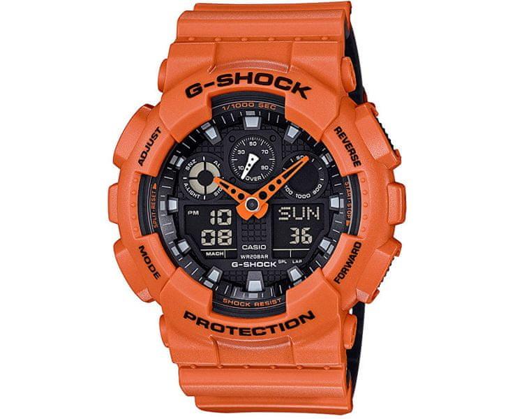 Casio The G/G-SHOCK GA 100L-4A