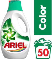 Ariel Color tekutý prací prostriedok 2,75 l (50 praní)