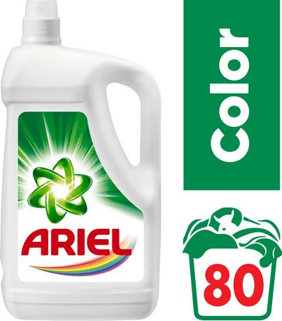 Ariel pralni gel Color, 4,4 l, 80 pranj