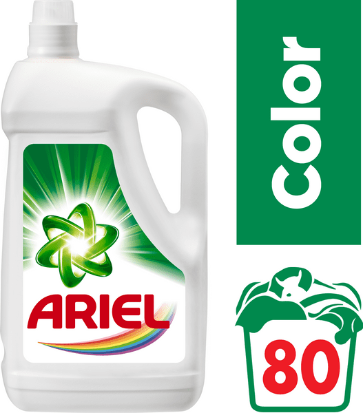 Ariel Color gel 5,2 l, 80 praní