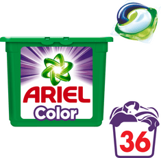 Ariel Color 3v1 gelové kapsuly 36 ks