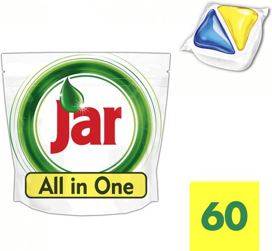 Jar kapsule Yellow, 60 kosov