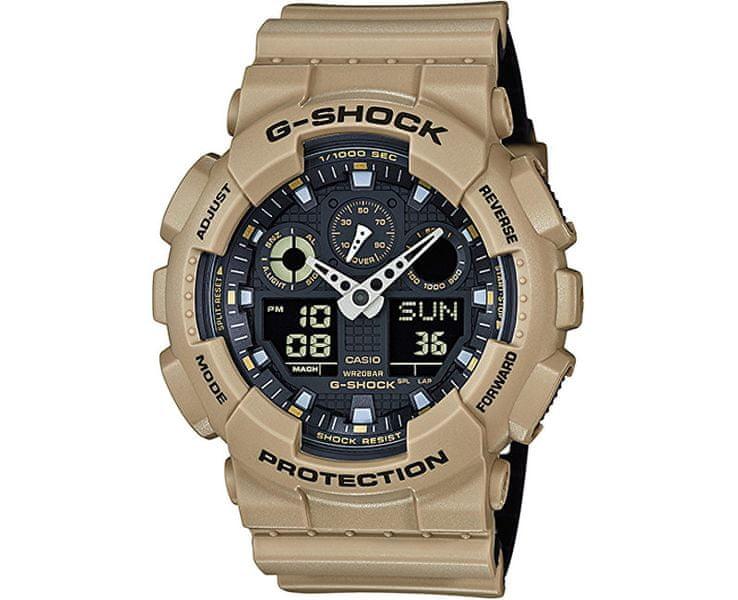 Casio The G/G-SHOCK GA 100L-8A