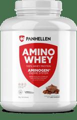 Panhellen Amino Whey, Mogyorókrém, 2 kg