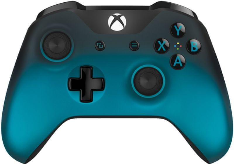 Microsoft Xbox One S Gamepad černý/sivý